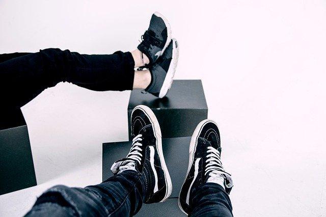 Air Force – wygodne buty męskie w sportowym wydaniu