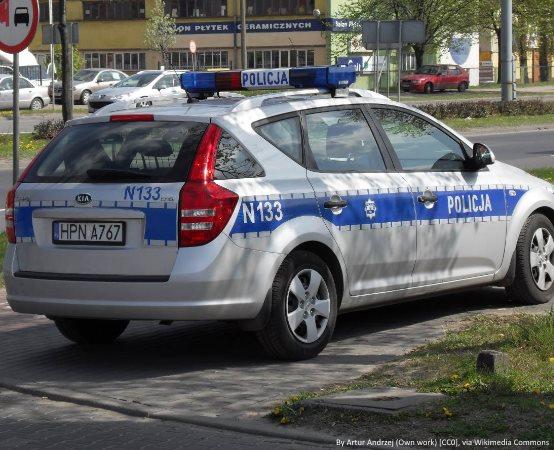 Policja Grodzisk Maz.: Okradł dom, w którym pracował
