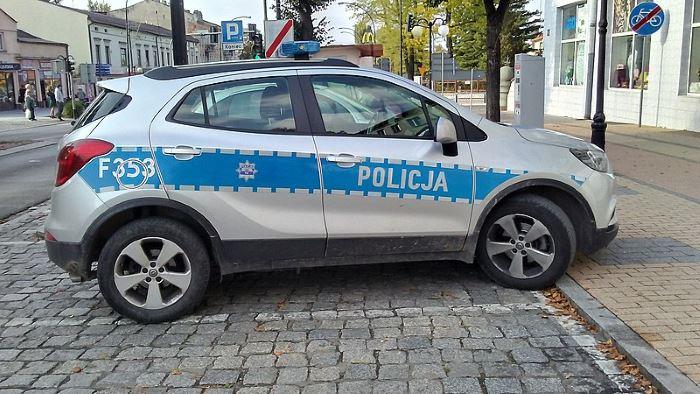 Policja Grodzisk Maz.: Życzenia dla MAM od policjantów